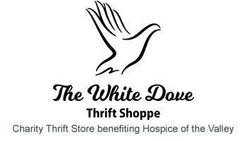 White Dove Thrift logo